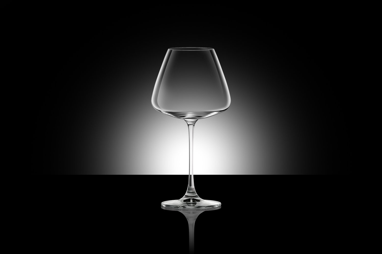 Набор бокалов 590 мл Desire Lucaris 6 шт для красного вина