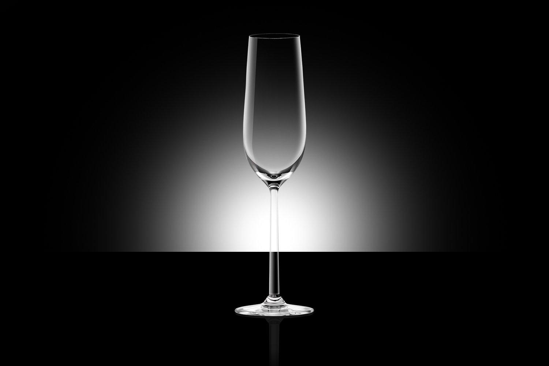 Набор бокалов 250 мл Shanghai Soul Lucaris 6 шт для шампанского