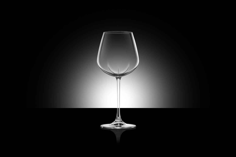 Набор бокалов 485 мл Desire Lucaris 6 шт для белого вина