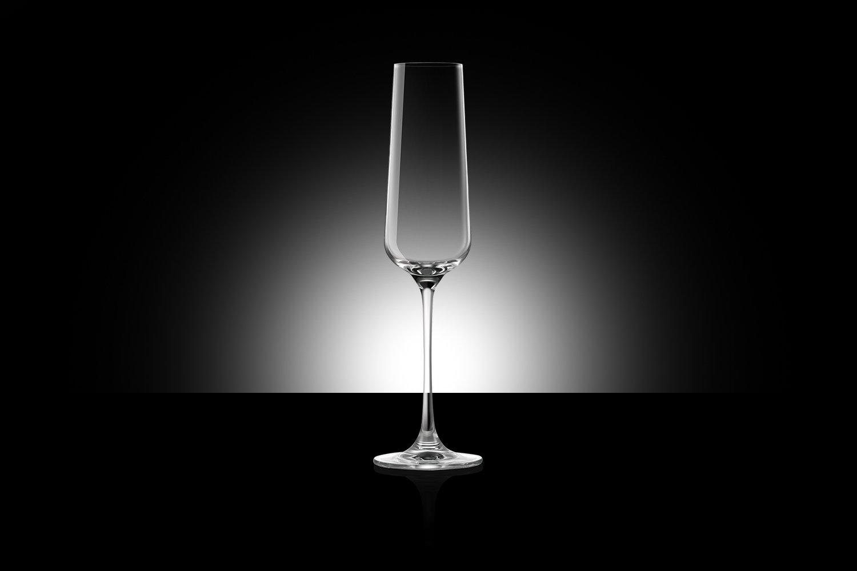 Набор бокалов 270 мл Hong Kong Lucaris 6 шт для шампанского