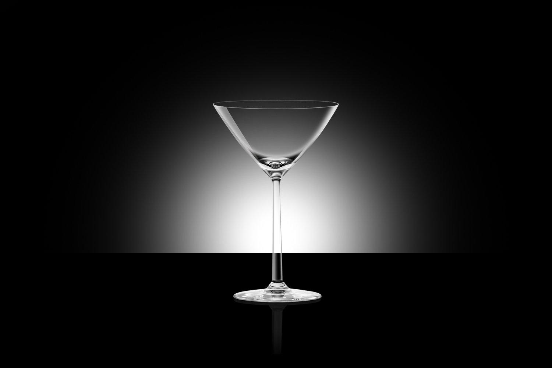 Набор бокалов 230 мл Shanghai Soul Lucaris 6 шт для мартини