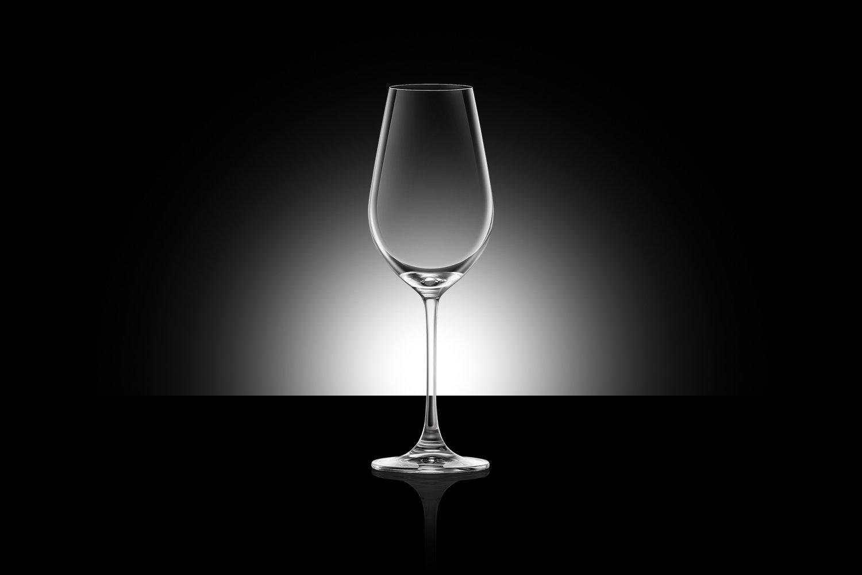 Набор бокалов 365 мл Desire Lucaris 6 шт для белого вина